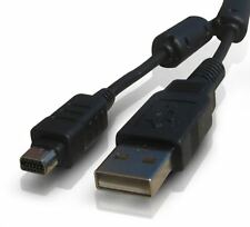 OLYMPUS Mju / Stylus 710 / 720 / 725 / 730 / 740 DIGITAL CAMERA USB CABLE CORD