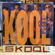 "[SOUL/FUNK/JAZZ]~SEALED 12""~KOOL SKOOL~You Can't Buy My Love~[x4 Mixes]~Make Up"