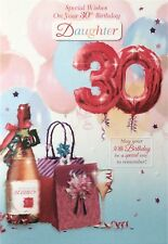 30Th Birthday Card Female Titles Daughter Wife Friend Sister Niece Granddaughter