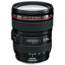 Canon EF 24-105mm f/4L IS USM Lens for Canon EOS SLR/DSLR Cameras. 0344B002. NEW