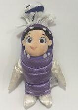 "Disney Store Pixar Monsters Inc Boo Stuffed Plush Doll Girl In Costume 12"""