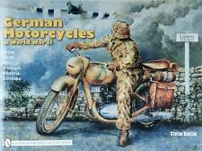 German Motorcycles in World War II