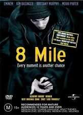 8 MILE Enimem DVD R4