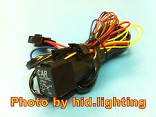LED Daytime Running Light DRL Relay Harness Fade On Off in out Remote Control