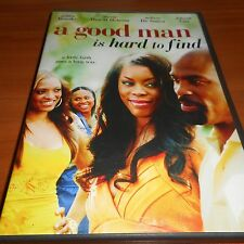 A Good Man Is Hard to Find (DVD, 2008)  Melissa De Sousa, Golden Brooks Used