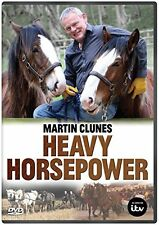 MARTIN CLUNES - HEAVY HORSE POWER - DVD - REGION 2 UK