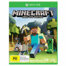 Minecraft Mine Craft  XBox One Edition Game Australian release Microsoft