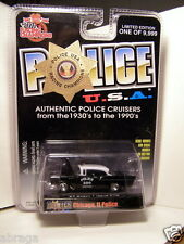 Chicago Police Illinois 1957 Chevy Racing Champions # 70 FREE SHIPPING
