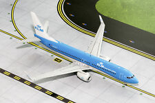 KLM Boeing 737-8K2 Winglets PH-BXZ New colors 1/200 scale diecast Gemini jets