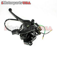 BRAKE LEVER THUMB THROTTLE FOR POLARIS PREDATOR SPORTSMAN SCRAMBLER 50CC 90CC
