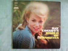 "RAY CONNIFF'S ""WORLD OF FAVORITES"" Vinyl 33 LP Music Record VG+ Stereo 1967"