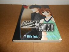 Ghost Hunt Vol. 11 by Shiho Inada Manga Graphic Novel Book in English