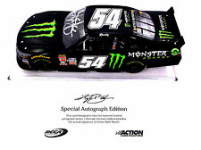 2015 Kyle Busch Monster Energy Autographed  1/24 #54 Diecast BRAND NEW