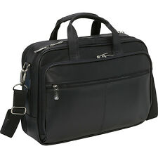 Kenneth Cole Reaction I Rest My Case - Leather Zip-Top Non-Wheeled Business Case