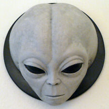 Limited Edition Alien Grey Extraterrestrial Sculpture
