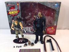 Resident Evil 3 CARLOS OLIVEIRA vs NEMESIS Figure Moby Dick Biohazard Real Shock