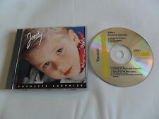 JORDY - Pochette Surprise (CD 1992) Electronic