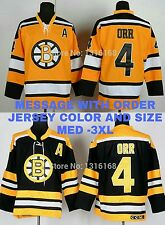 NHL BOSTON BRUINS BOBBY ORR HOCKEY JERSEY CCM MENS