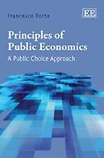 2011-06-29, Principles of Public Economics: A Public Choice Approach, Francesco