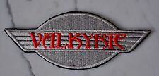 VALKYRIE SW EMBROIDERED IRON ON PATCH Aufnäher Parche brodé patche toppa F6C