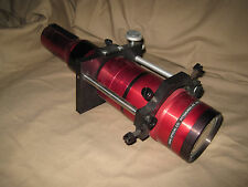 "Buhl Optical 7.4""-13.0"" f3.9 1:3.9 254-060 Red Projector Projection Lens"
