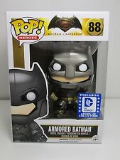 DC Legion of Collectors BvS Exclusive Funko POP Armored Batman PreOrder