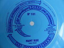 Disque souple SPEED Disques bleus 101 Mamy blue