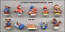 Fèves LE PETIT CHAPERON ROUGE AL  BD407