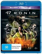 47 Ronin (Blu-ray, 2014) + Ultraviolet excellent like new condition