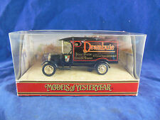 Matchbox Yesteryear Y21 1929 Ford Model TT Van Drambuie