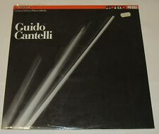 NEW!! - GUIDO CANTELLI  Ravel, Debussy, Hindemith, Wagner - 2LP FONIT CETRA RAI