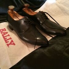 Vintage Bally men's shoes in Black