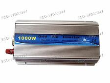 1000W DC12V-AC 220V micro grid tie inverter for home solar panel system