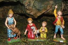 Landi Nativity Set Village Children Figurines Pesebre Presepio Manger Scene