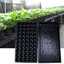 Seed Starter Germination Station Complete Kit 50 Cells Tray and Growing Tray