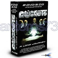 "ROCKETS ""A LONG JOURNEY"" BOX 2 DVD + 5 CD LIMITED - NEW"