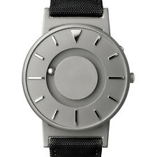 Bradley Watch Black Noir Canvas (Eone Timepieces) NEW ORIGINAL