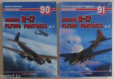 Set of Boeing B-17 FLYING FORTRESS  pt. 1 & 2 - Aj Press