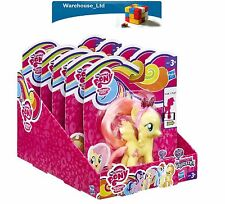 MY LITTLE PONY EXPLORE EQUESTRIA PONY FRIENDS-retail full box x 5 caractères