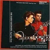 The Everly Brothers - Live [Boulevard CD) (2007) New & Sealed