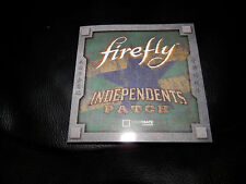 Loot Crate Exclusive Firefly Independents Patch new December 2016