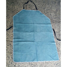 """LEATHER WELDING WELDER'S APRON BIB OUTFIT COVERALL  W27"""" x  L39"""" Korea made"""