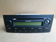 Fiat Punto F199 CD Blaupunkt Radio Stereo CD Player +CODE 7354295520