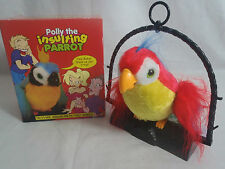 Adult Novelty Gift Polly The INSULTING Rude Obnoxious Swearing Naughty Parrot