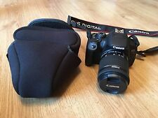 Canon EOS 700D 18.0MP Digital SLR Camera - Black (EF-S 18-55mm IS STM Kit)
