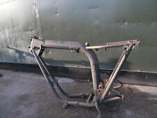 Main Frame with Documents Triumph Bonneville T120R T120 650 OIF #3