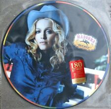"Madonna ""MUSIC"" Ultra Rare PROMOTIONAL Picture Disc Vinyl LP New Unplayed"
