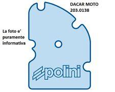 203.0138 FILTRO ARIA POLINI  VESPA 250 GTS ie - VESPA 300 GTS - GTV
