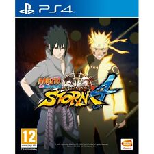 Naruto Shippuden Ultimate Ninja Storm 4 PS4 Game Brand New