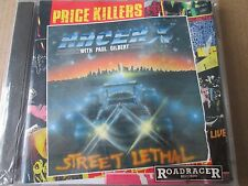 Racer X ‎– Street Lethal (CD 1990) EARLY ISSUE STILL SEALED HEAVY METAL